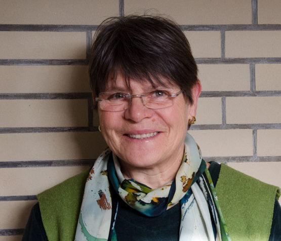 Kirchenvorstandsmitglied Andrea Lehmann