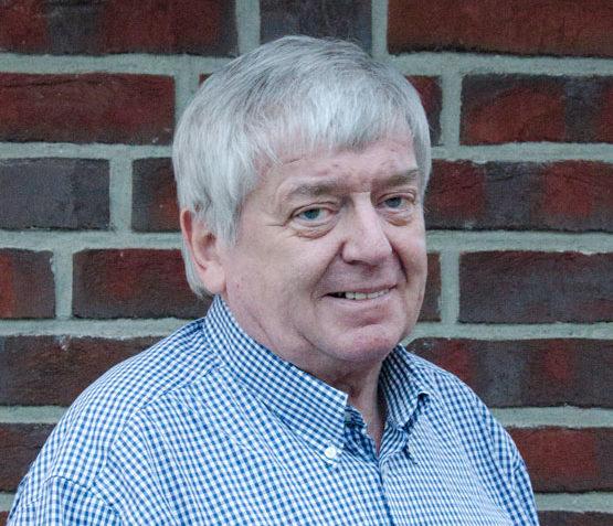Kirchenvorstandsmitglied Eberhard Schierenbeck