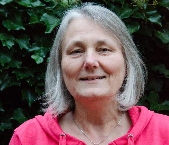 Elke Wolters, KV-Mitglied und Ansprechpartnerin Eltern-Kind-Gruppen