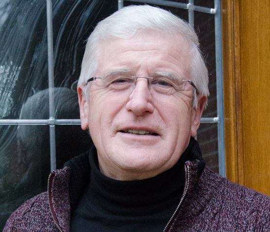 Kirchenvorstandsmitglied Jürgen Schröder