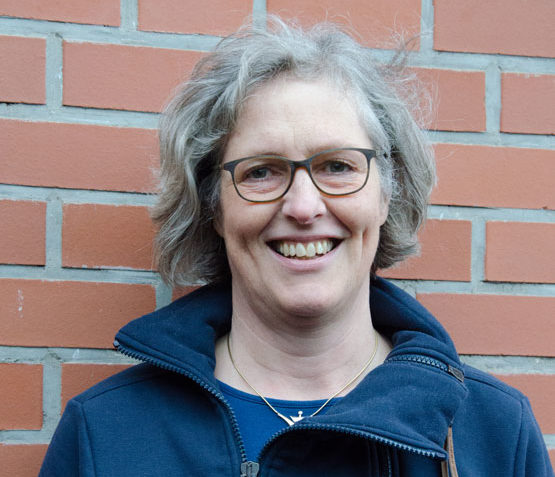 Kirchenvorstandsmitglied Vera Büntemeyer-Lehmkuhl