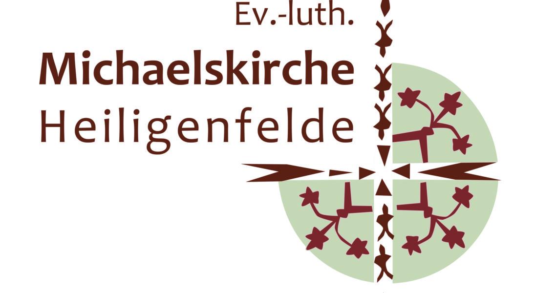Das Logo der Kirchengemeinde in Anlehnung an die Altarraumdecke