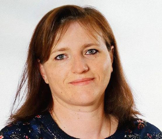 Raumpflegerin Tatjana Maibach.