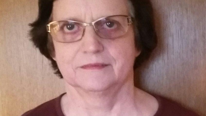 Ansprechpartnerin der Frauenhilfe Elfriede Seedorf