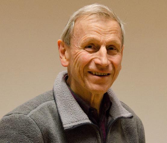 Georg Buisman, ehemaliger Pastor und Ansprechpartner für Shepherd's Heart und Rock4Ghana
