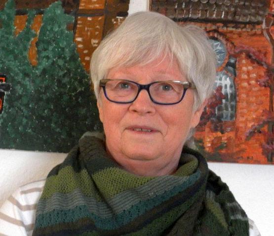 Ansprechpartnerin Hospizgruppe / Trauercafé Heide Wolter