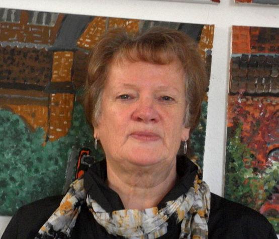 Ansprechpartnerin Hospizgruppe / Trauercafé Jutta Wegg