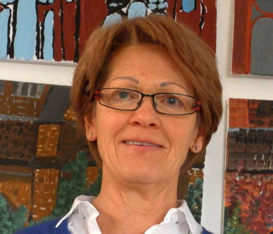 Ansprechpartnerin Hospizgruppe / Trauercafé Waltraud Hammerschmidt