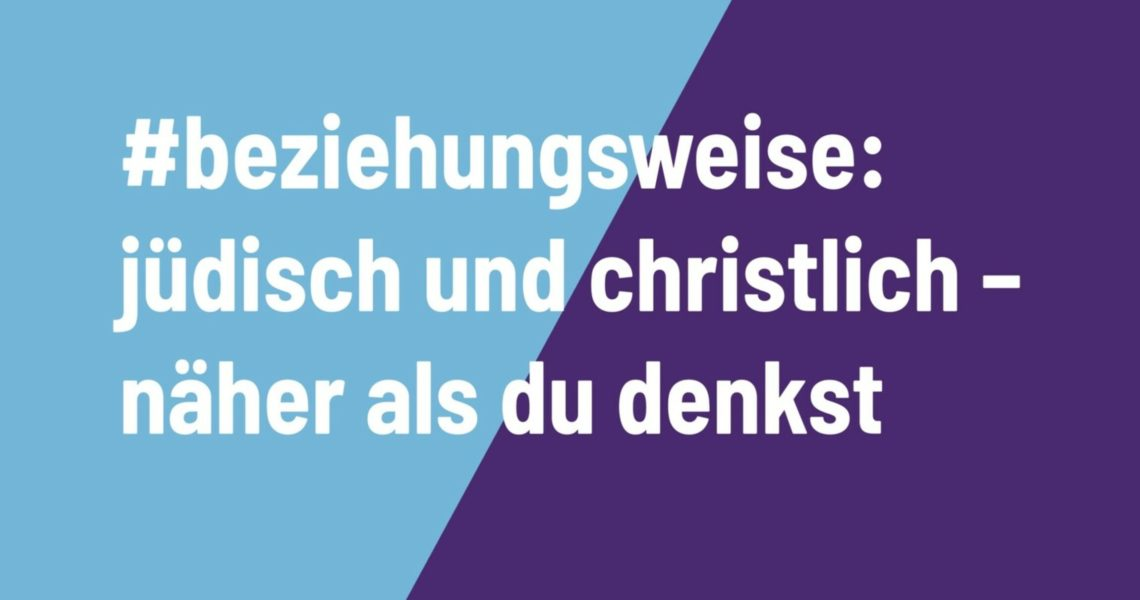 jüdisch und christlich - näher als du denkst
